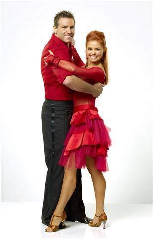 Season 11 - Kurt Warner and Anna Trebunskaya