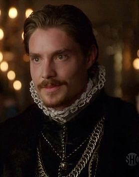 Edward Seymour as played by Max Brown