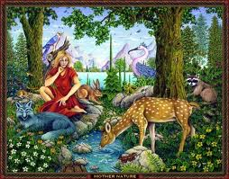 Mother Nature - Mythical Creatures Guide