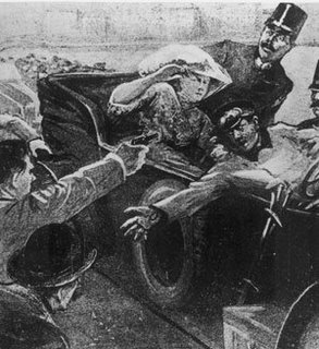 The Habsburg Curse: Archduke Franz Ferdinand's Death Car - Phantoms and Monsters Wiki