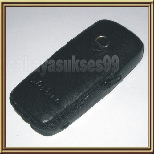 Sarung hp Nokia N3310 N3315 N3350 N3330 Leather Case