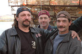 Deadliest Catch Captain Profiles | The Hillstrand Brothers