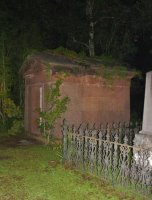 Haunted Edisto Presbyterian Church - Edisto Island, South Carolina - Phantoms and Monsters Wiki
