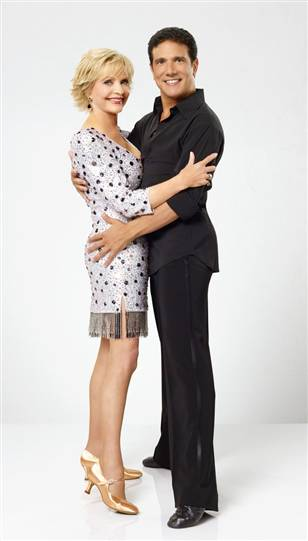 Season 11 - Florence Henderson and  Corky Ballas