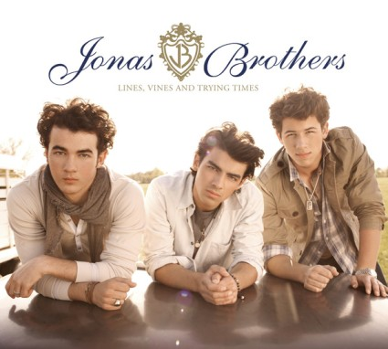 Lines, Vines and Trying Times: JB's 2009 album - Jonas Brothers Fan Site