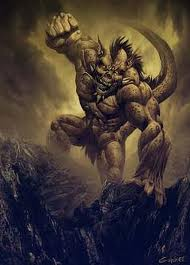 Grendel - Mythical Creatures Guide