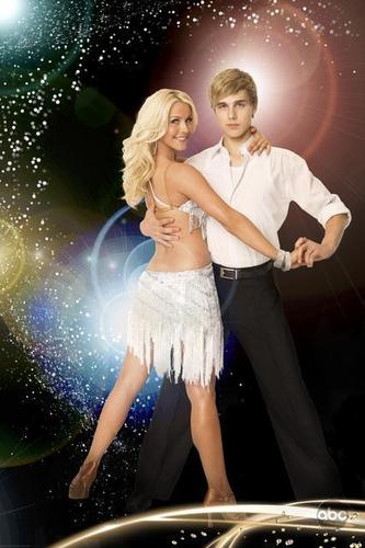 Cody Linley and Julianne Hough