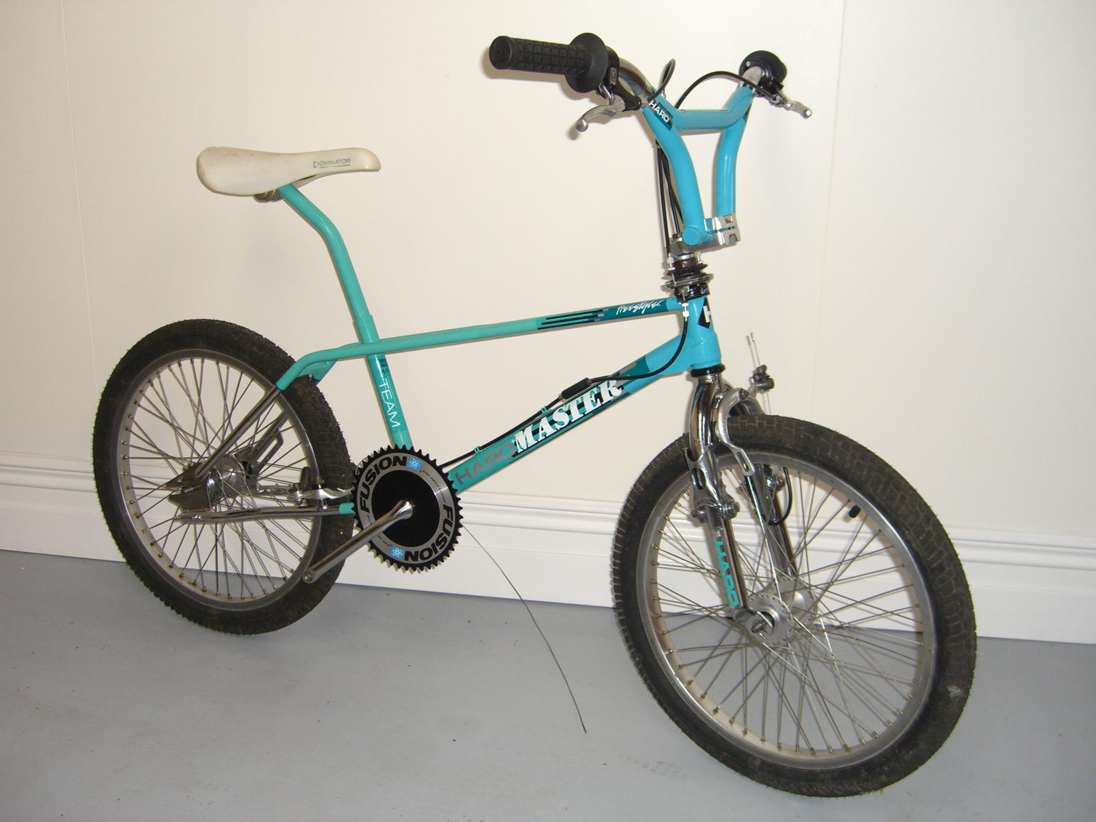 Haro - BACK  IN  THE DAY  BMX