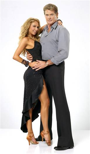 Season 11 - David Hasselhoff and Kym Johnson