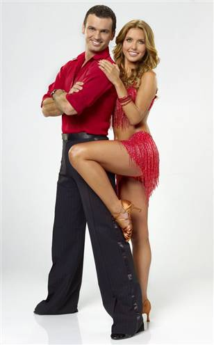 Season 11 - Audrina Patridge and Tony Dovolani