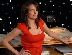 Tina Fey as Liz Lemon on 30 Rock