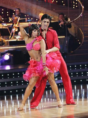 Gilles and Cheryl: Samba