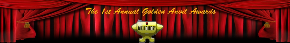 The Golden Anvil Awards