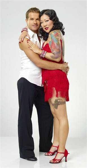 Season 11 - Margaret Cho and Louis Van Amstel