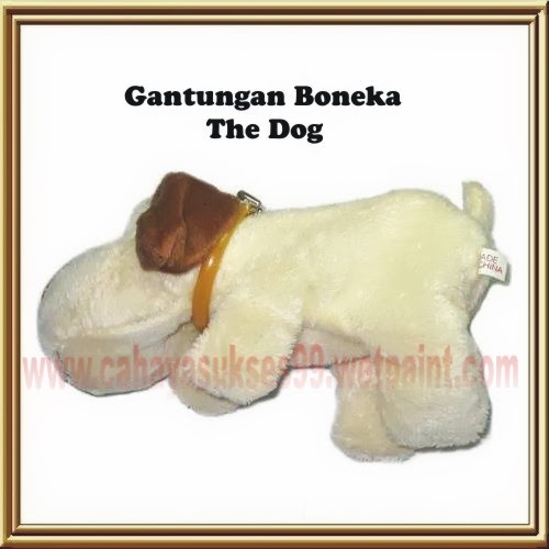 12. Gantungan The Dog