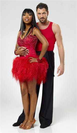 Season 11 - Brandy and Maksim Chmerkovskiy
