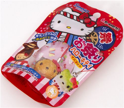 Re-Ment Hello Kitty Summer Festival blind packet 2