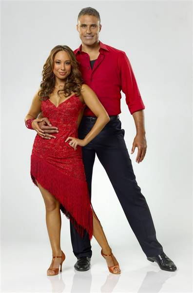 Season 11 - Rick Fox and Cheryl Burke
