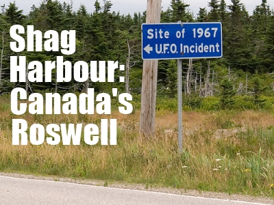 Shag Harbour: Canada's Roswell - The Social Paranormal Network