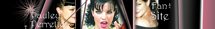 Pauley Perrette Fan Site