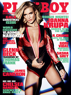 Joanna Krupe Playboy Dec 2009