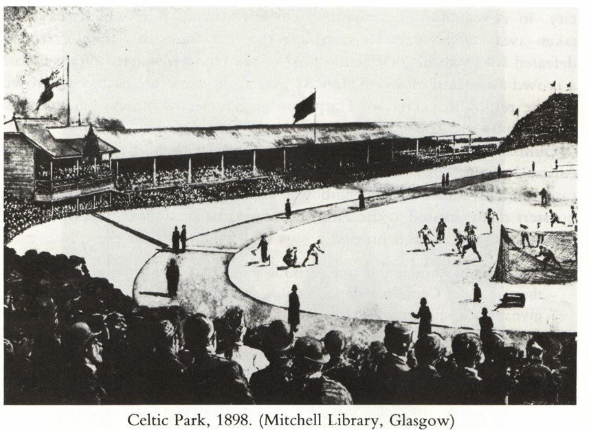 Celtic Park - Pre-war stadium pics - The Celtic Wiki