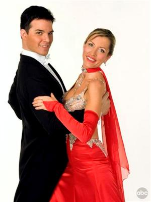 Heather Mills and Jonathan Roberts