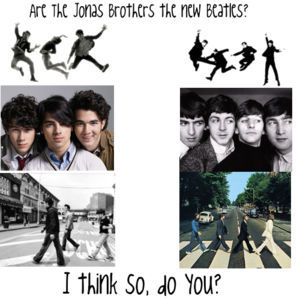 beatles - Jonas Brothers Fan Site