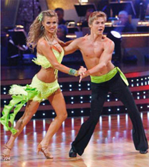 Derek Hough: Best Male Peacock