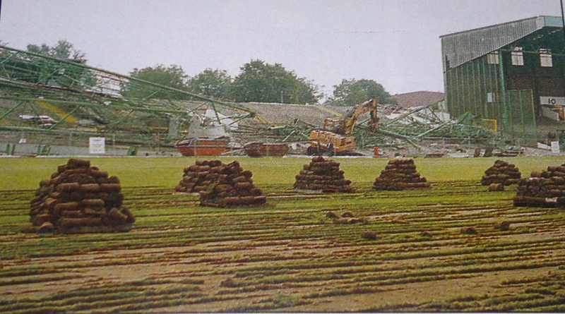 Celtic Park - Construction pic